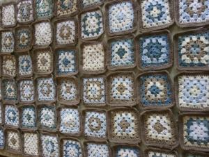 crochet-wall