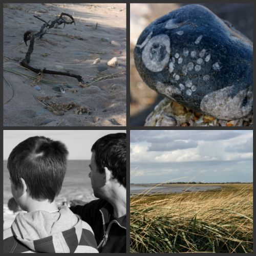 Beach collage 2