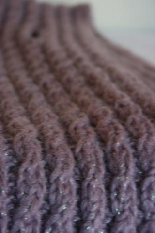 Bumhole scarf