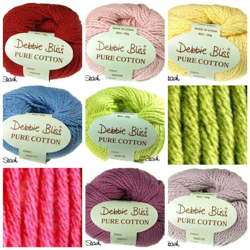Ripple yarn collage 2