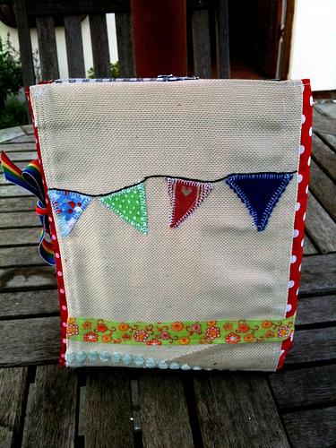 Garden notebook back cover