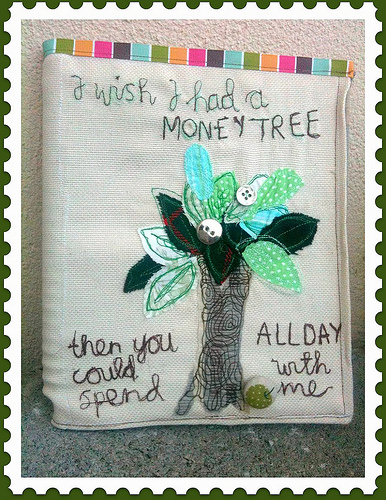 Money tree front