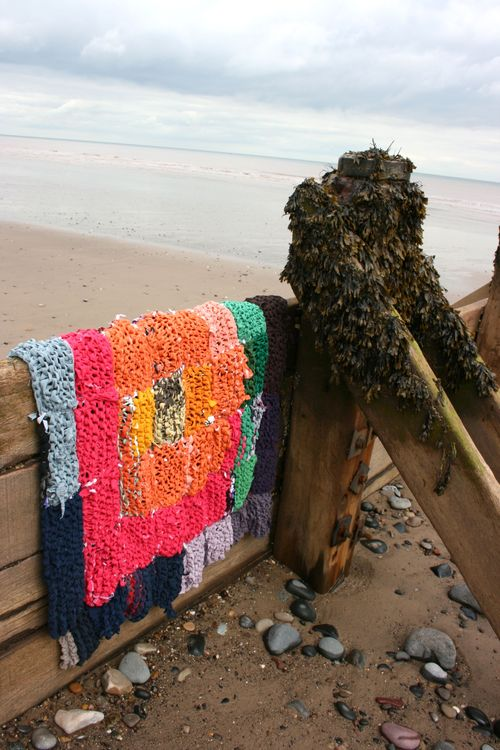 Beach blanket 4